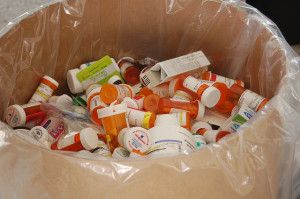 Medicine Collection Bin