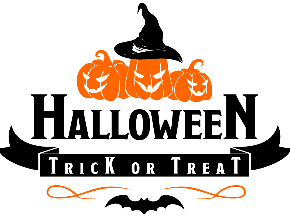 Halloween - Trick or Treat Logo