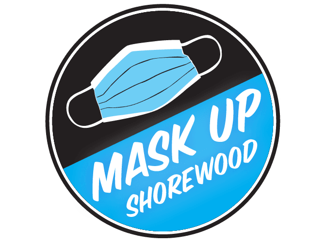 Mask Up Shorewood