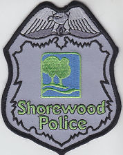 Shorewood PD Patch Pre 1997