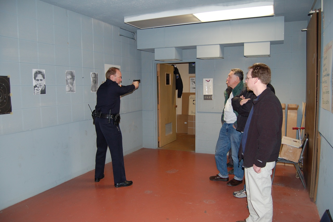 Citizens' Police Academy